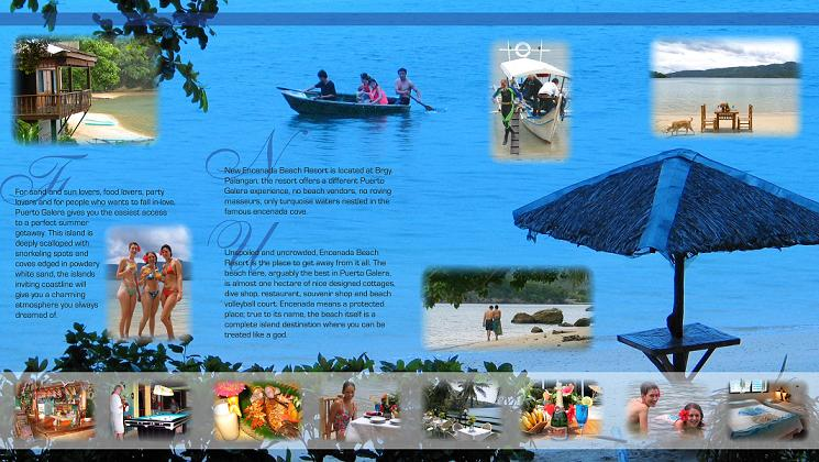 tourism brochure sample