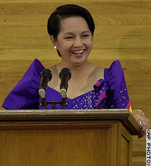 gloria macapagal arroyo state of the nation address