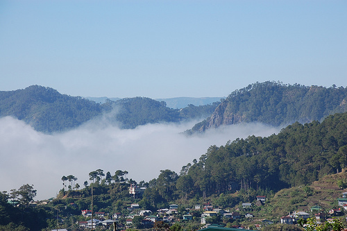 travel baguio