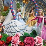 Disney Princesses on Parade