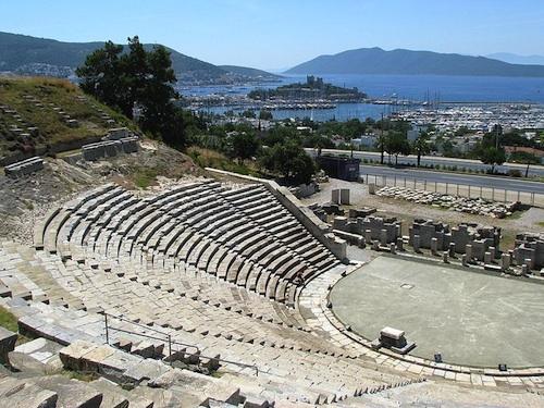 Halicarnassus Theatre